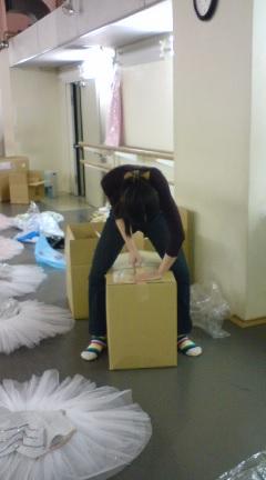 直子先生の多忙な日々